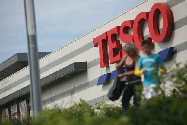 Tesco poprawia sprzedaż w Polsce