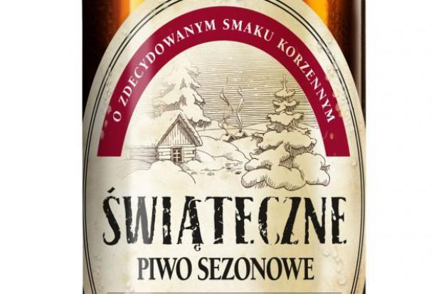 Browar Okocim wprowadził do sprzedaży kolejne piwo sezonowe