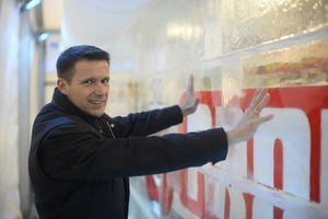 Zdjęcie numer 4 - galeria: Sieć Profi otworzyła 200. sklep - wykonany z lodu (galeria zdjęć)