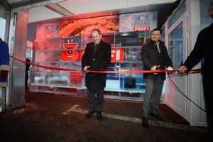 Zdjęcie numer 3 - galeria: Sieć Profi otworzyła 200. sklep - wykonany z lodu (galeria zdjęć)