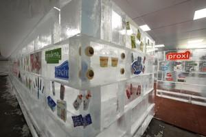 Zdjęcie numer 5 - galeria: Sieć Profi otworzyła 200. sklep - wykonany z lodu (galeria zdjęć)
