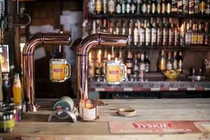 Coraz więcej lokali serwuje piwo Tyskie z tanka