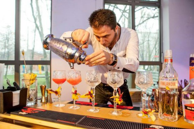 Finlandia Vodka Cup - jest zwycięzca konkursu barmańskiego