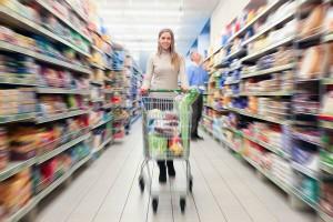 Polacy idą na zakupy