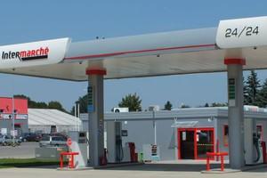 Intermarché zapowiada przyspieszenie inwestycji w sieć stacji benzynowych