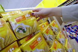Carrefour: Przed świętami koniunktura konsumencka w górę