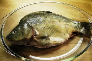 W Tesco karp wygrywa z łososiem