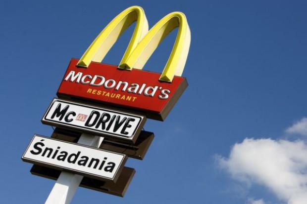McDonald's otworzył 27 restauracji w 2013 r. W przyszłym dynamika będzie utrzymana
