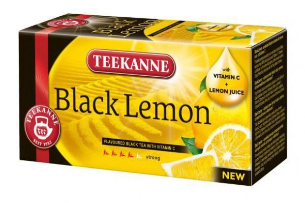 Teekanne wprowadza rozgrzewającą herbatę
