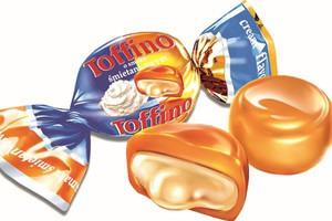 FC Solidarność z nowym smakiem cukierków Toffino