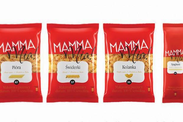 Kupiec: Makaron Mamma Mia! powoli wkracza do sieci