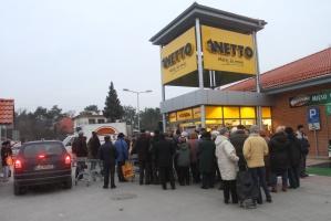 Zdjęcie numer 1 - galeria: Netto planuje dynamiczną ekspansję w największych polskich miastach