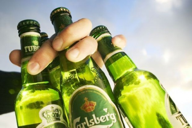 Carlsberg made in China