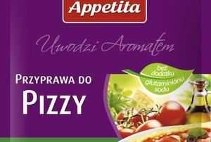 Appetita wprowadza przyprawÄ™ do pizzy i do spaghetti