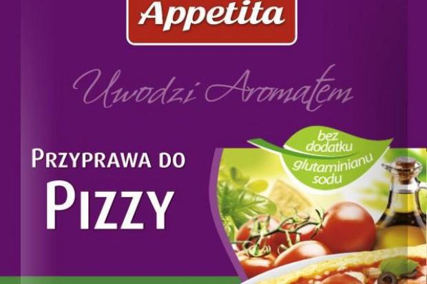 Appetita wprowadza przyprawę do pizzy i do spaghetti
