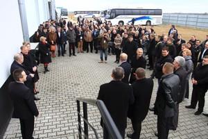 Zdjęcie numer 1 - galeria: Pini Beef uruchomiło zakład ubojowy w Końskowoli (galeria zdjęć)