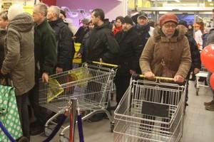 W grudniu sprzedaż detaliczna spadła o 4 proc.