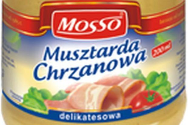 Mosso ma nową musztardę - Chrzanową