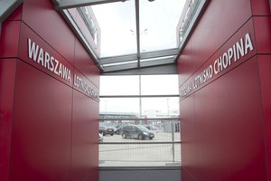 Nowe sklepy i restauracje na Lotnisku Chopina