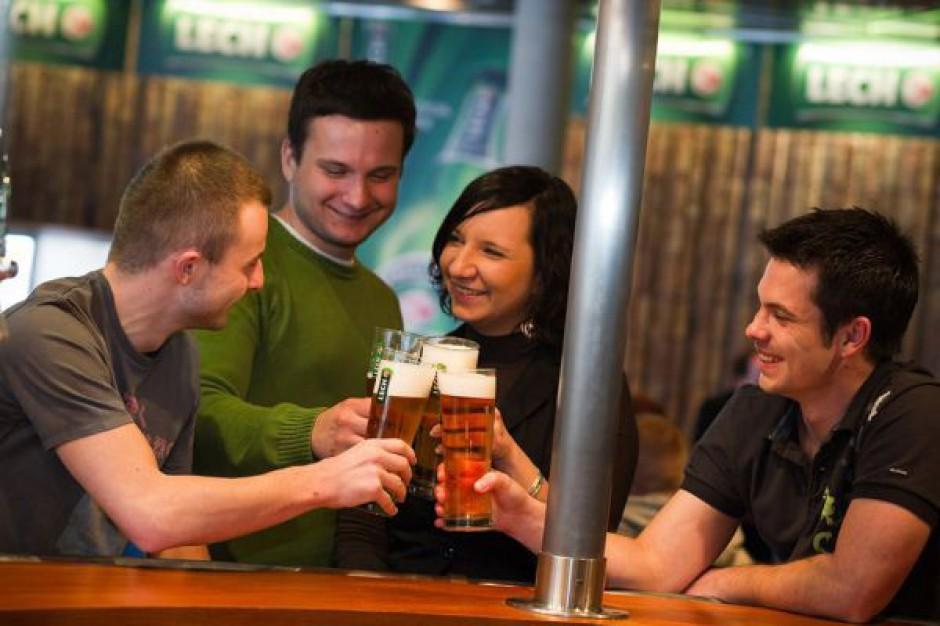 Sprzedaż piwa w 2013 r. spadała bardziej niż oczekiwano