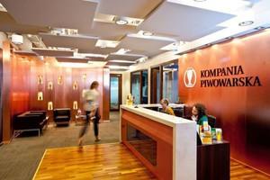 Kompania Piwowarska zanotowała spadek sprzedaży piwa o 4 proc.