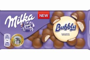 Nowa Milka Bubbly
