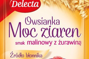 Delecta sprzedaje owsianki