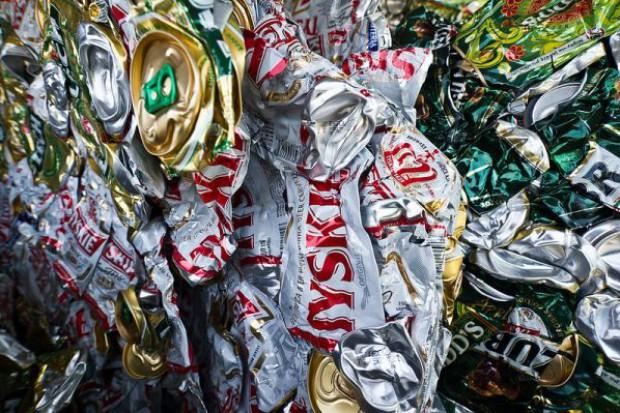 Kompania Piwowarska odzyskuje 55 proc. odpadów opakowaniowych