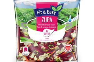 Dwie nowe mieszanki warzyw marki Fit&Easy