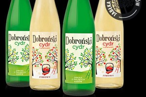 Jantoń sprzedał w 2013 r. ponad 100.000 litrów cydru
