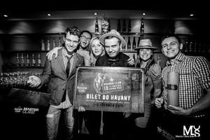 Barman z Warszawy będzie walczył w międzynarodowym konkursie Havana Club Cocktail Grand Prix