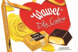 Wawel przygotował słodycze z okazji Walentynek
