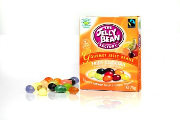 Soczyste cukierki The Jelly Bean Factory w Polsce
