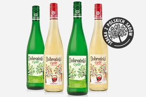 Grupa Jantoń: Cydr będzie zwiększał udziały w rynku alkoholi