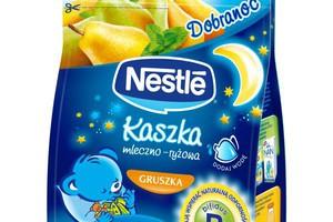 Nestle wprowadza kaszki mleczno-ryżowe na dobranoc