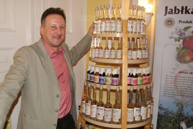 Właściciel Tłoczni Maurer: Mam sporo pomysłów na upłynnianie owoców i warzyw