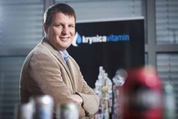 Krynica Vitamin wchodzi w nowe kategorie napojów i alkoholi
