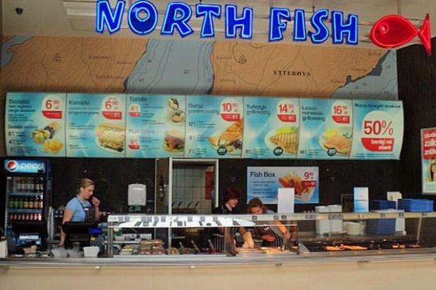 North Fish otwiera pierwszą restaurację poza galeriami handlowymi