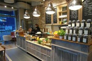 Green Caffe Nero otwiera 20. kawiarnię