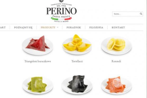 Perino: Rynek makaronu świeżego będzie rósł