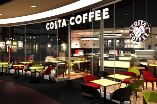 Costa Coffee zastąpi marki Coffeeheaven i Costa by Coffeeheaven