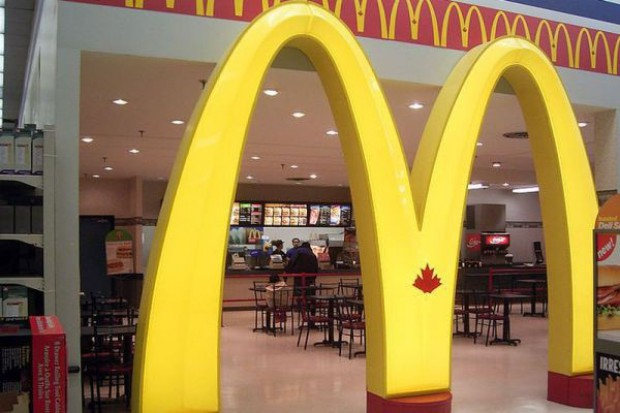 Pracownicy McDonalds głodni podwyżek