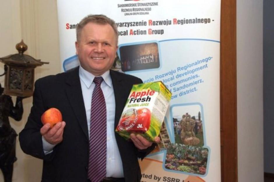 Prezes San Export Group: Przez polityczne zawirowania w Rosji ten rok będzie gorszy dla eksporterów jabłek