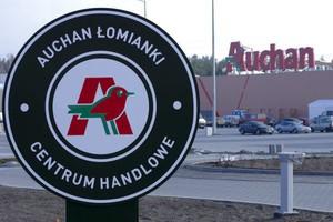 Auchan zwiększył przychody dzięki rynkom Europy Środkowej i Wschodniej