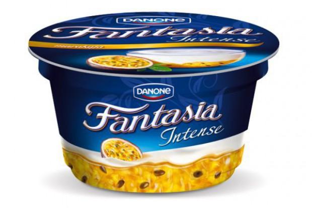 Danone wprowadza nowe jogurty Fantasia Intense