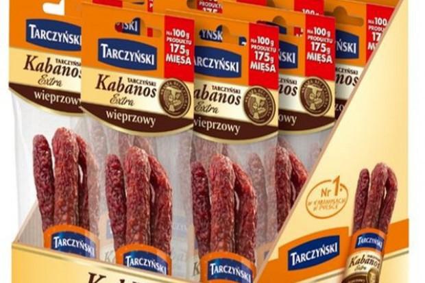 Przekąski mięsne od firmy Tarczyński