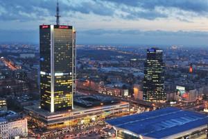 Warszawa wśród najchętniej wybieranych lokalizacji inwestycyjnych