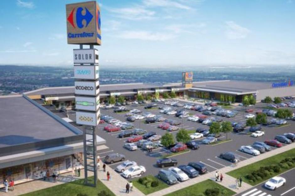Carrefour rozpoczyna budowę Sonata Park