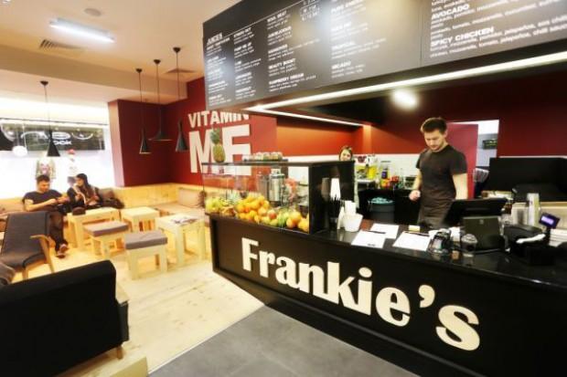Sieć juice barów Frankie's otwiera kolejne lokale w Polsce