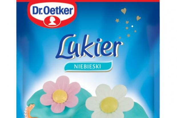 Dr.Oetker ma kolekcję wielkanocnych produktów do dekoracji wypieków